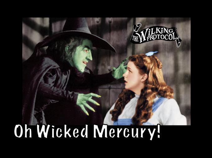 Oh Wicked Mercury