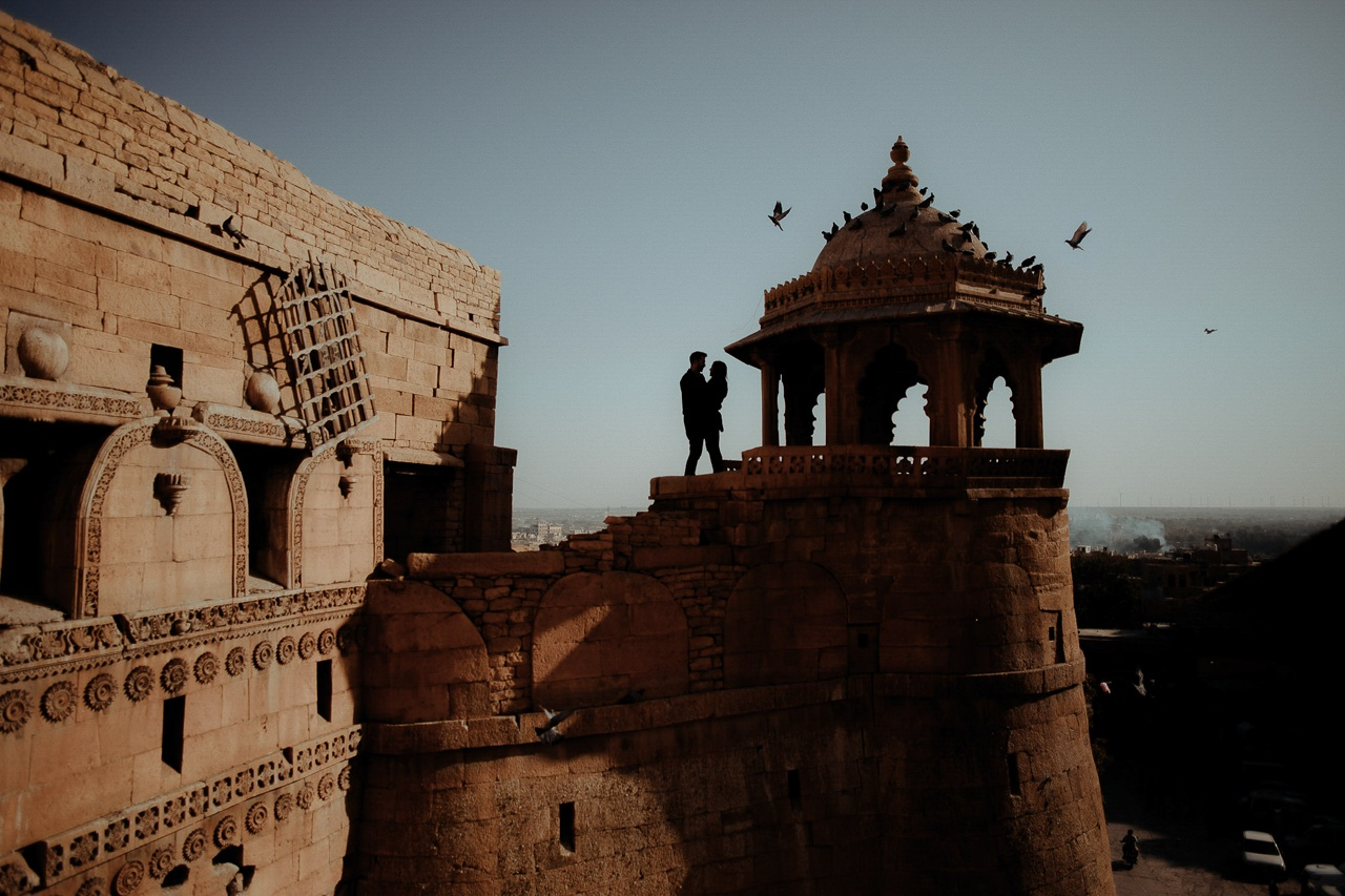 Photographed in Jaisalmer Fort, India by James Broadbent of Chasewild