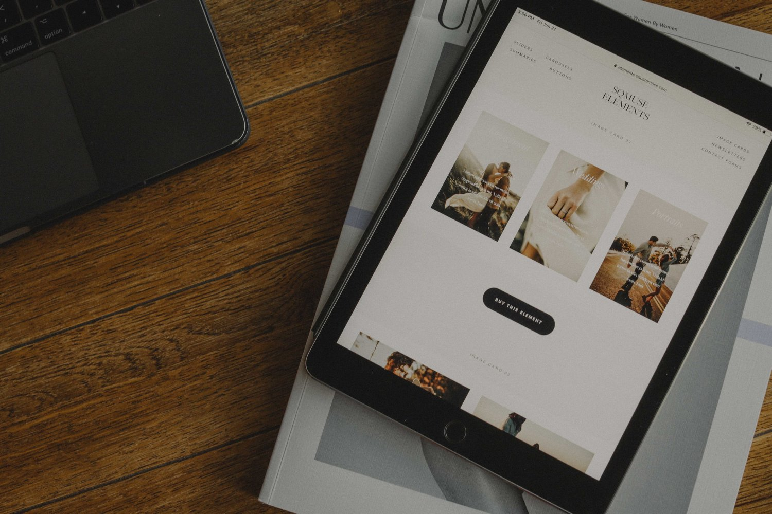 Different Squarespace Experience - extensions