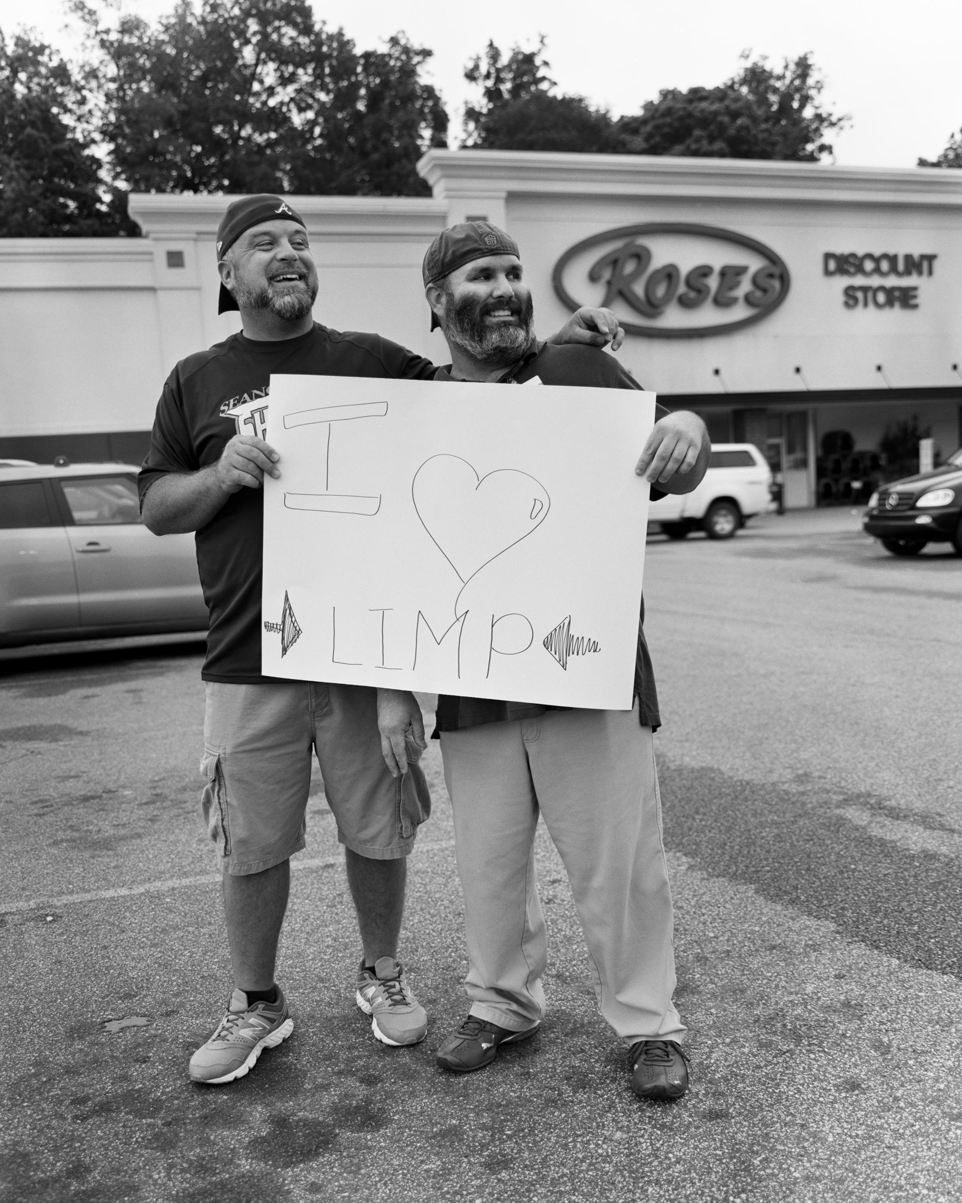"""I Love Limp"", Morganton, NC 2016"