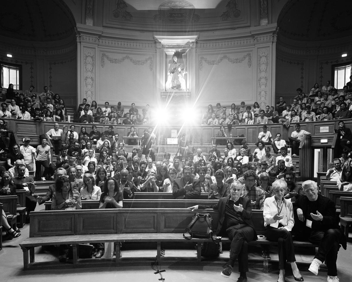 Pantheon Sorbonne, 2016