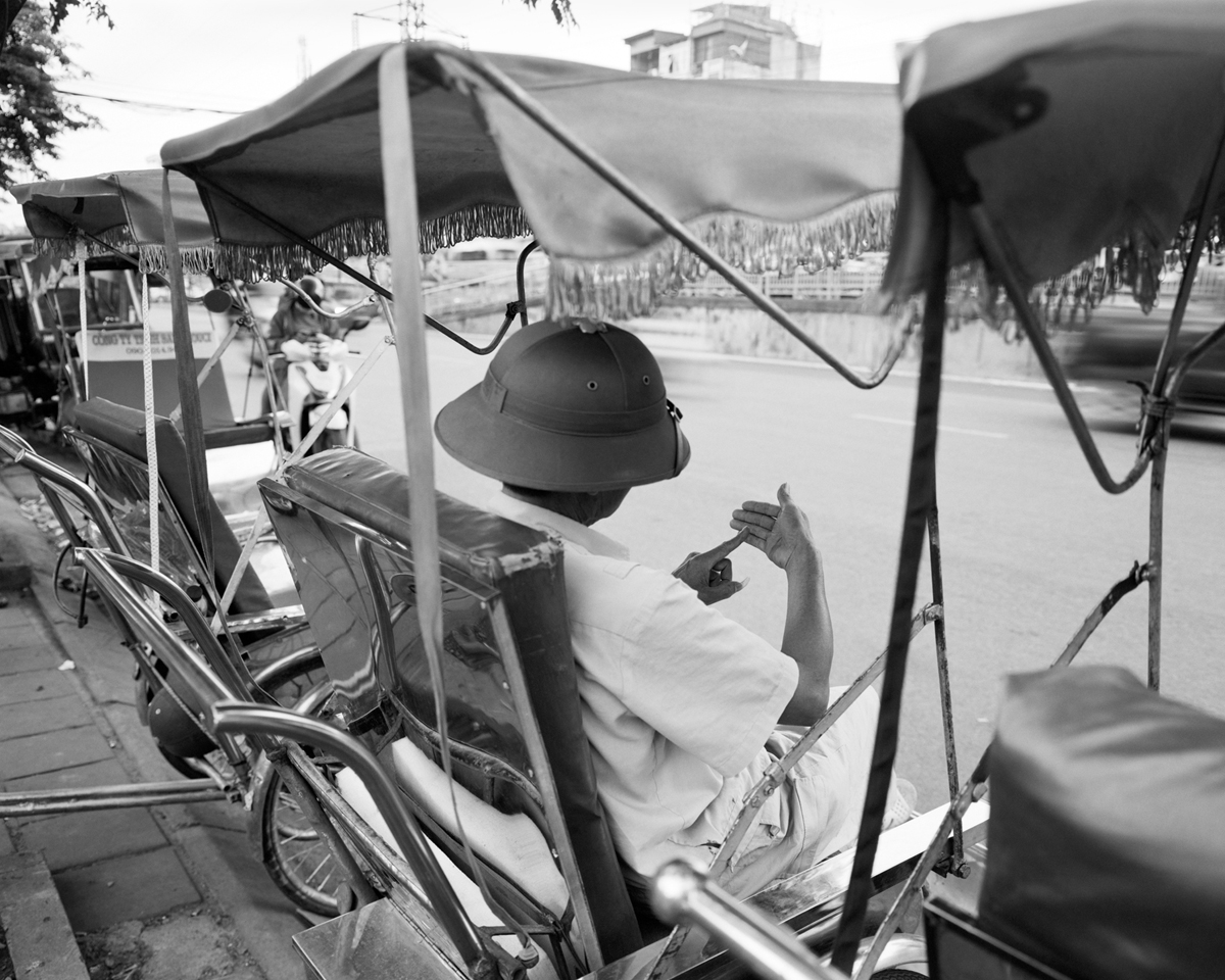 Bicycle Taxi, 2018