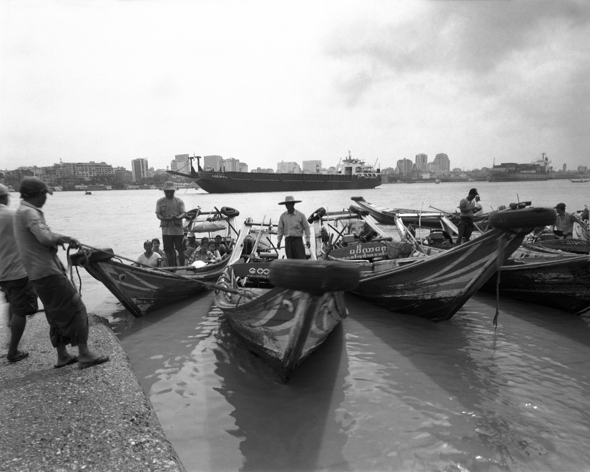Boat Taxi, 2018