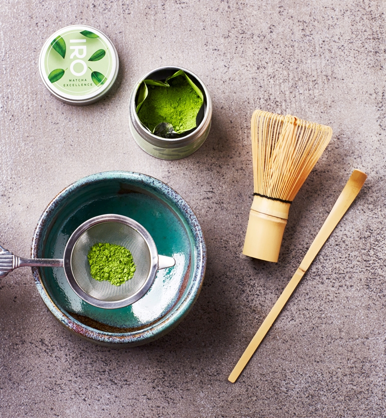 The Matcha IRO Premium Ceremonial Grade