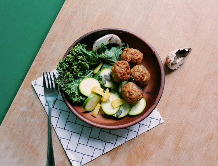 The Lemon Spoon Paris La boucherie végétarienne healthy spot