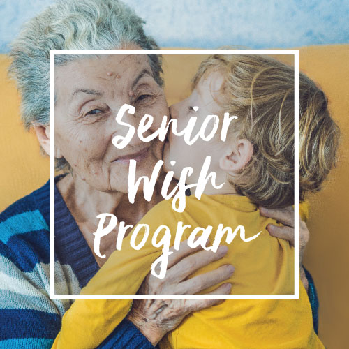Senior Wish program