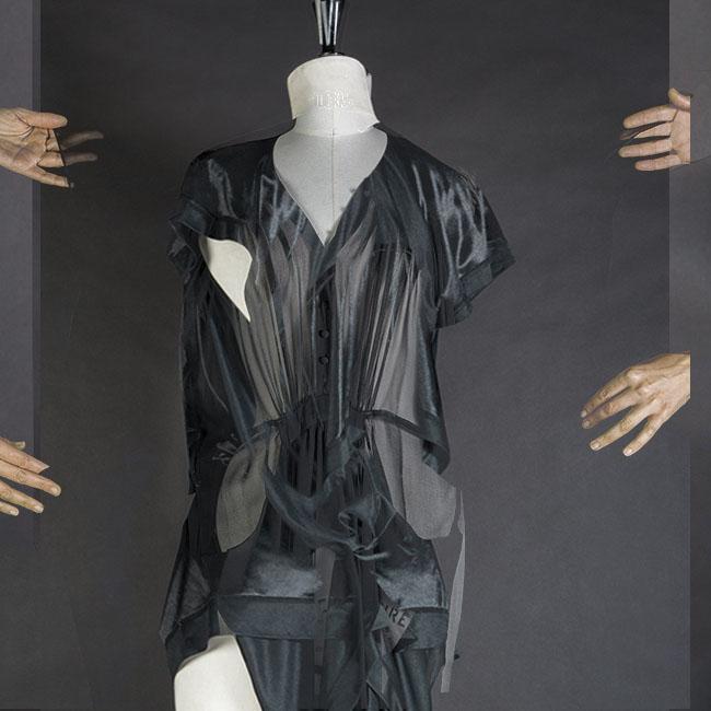 DRESS ltd BLACK DRESS MUSEUM Instagram