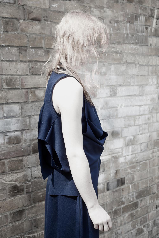 02) Collapse/Support Bodice,03) Oversize Split Dress Skirt