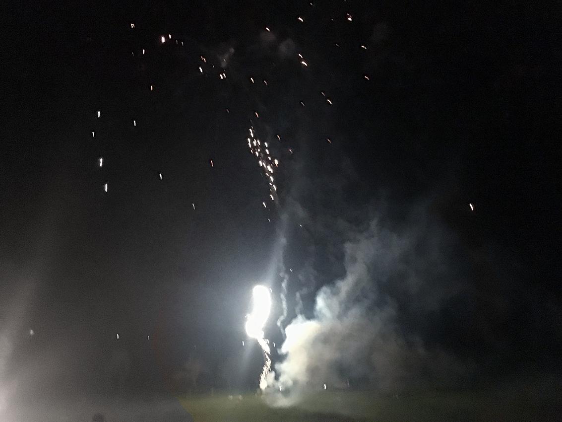fireworks DRESSLTD