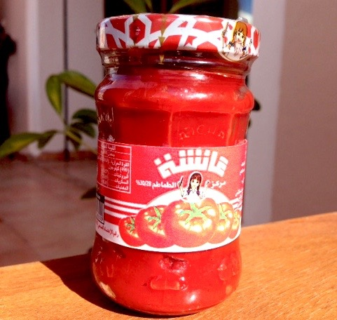Tomato paste contains more lycopene than uncooked tomatoes, therefore it's better for your prostate.