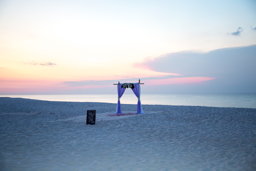 gulf shores destination weddnig