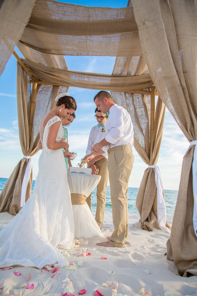 best alabama beach wedding packages