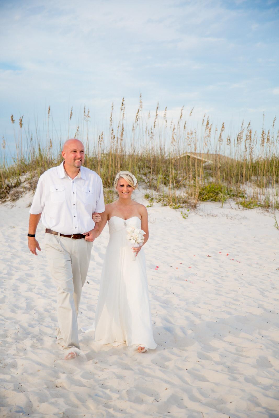 paradise beach weddings gulf shores al