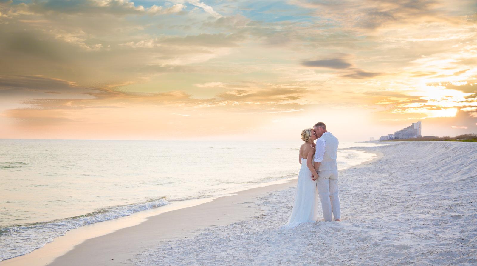 sunset gulf shores