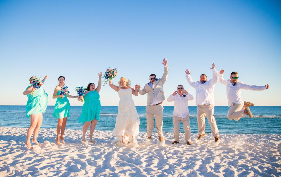 wedding map Orange Beach