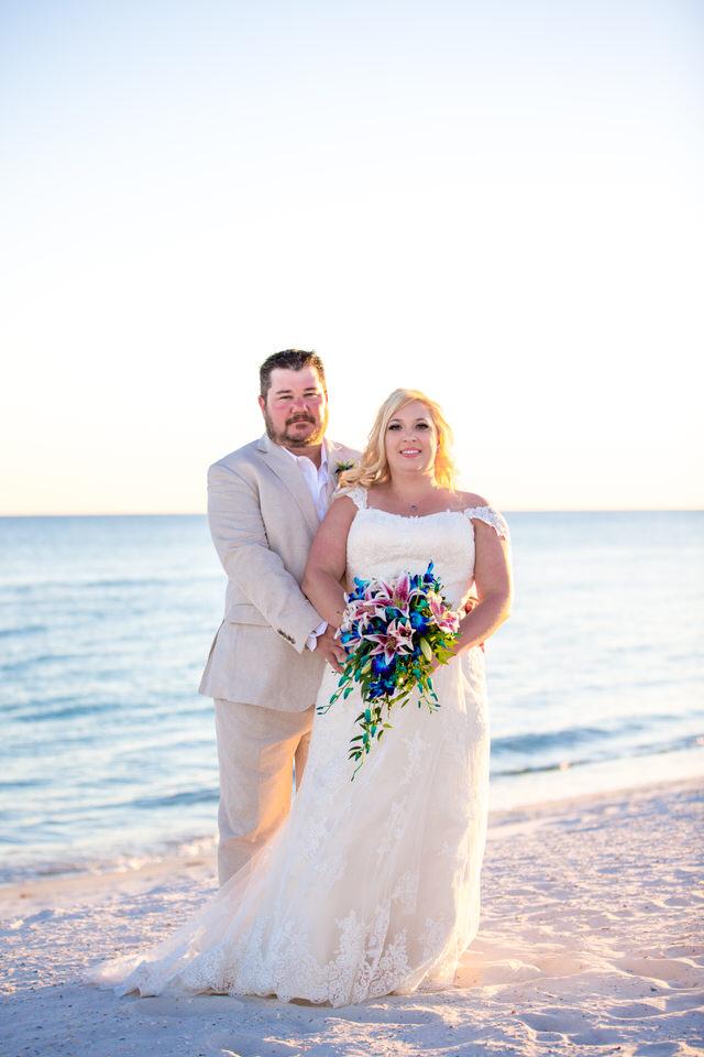 bama beach weddings