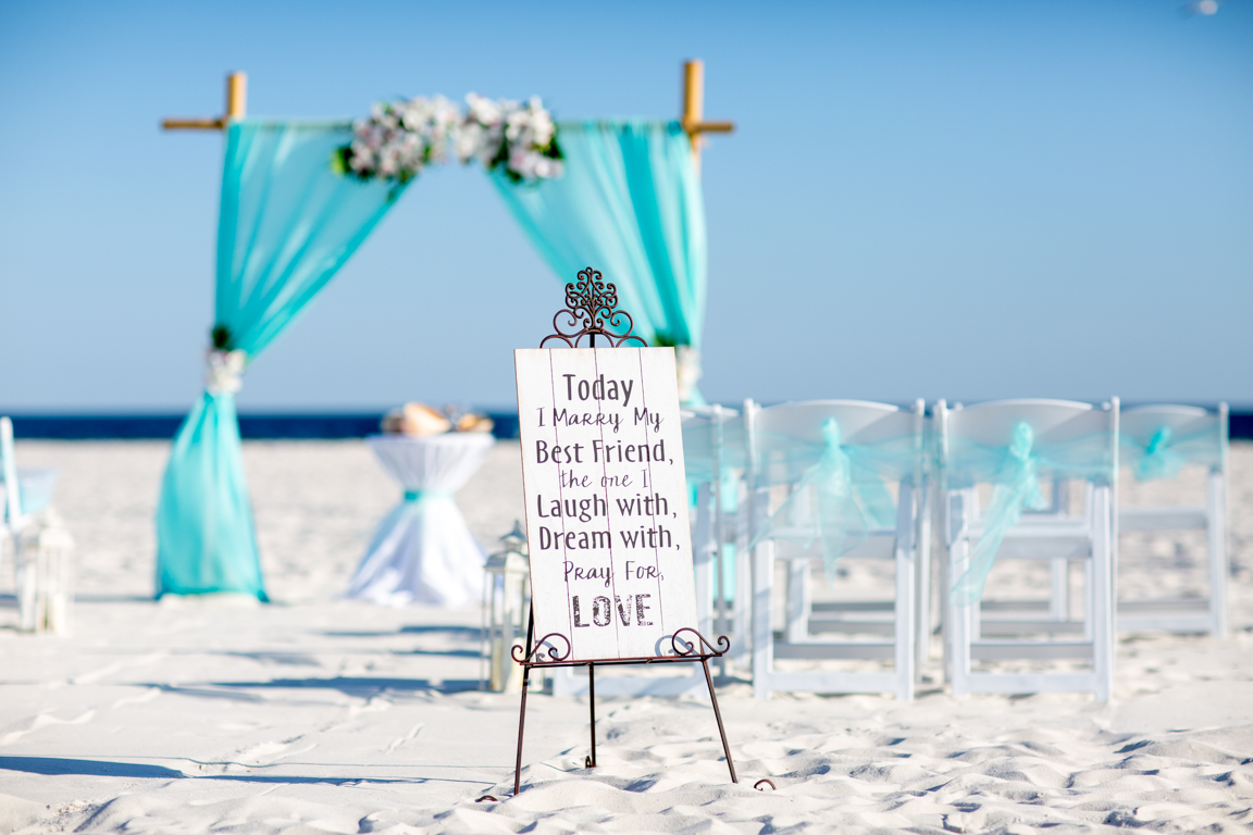 places to get married on pensacola beach