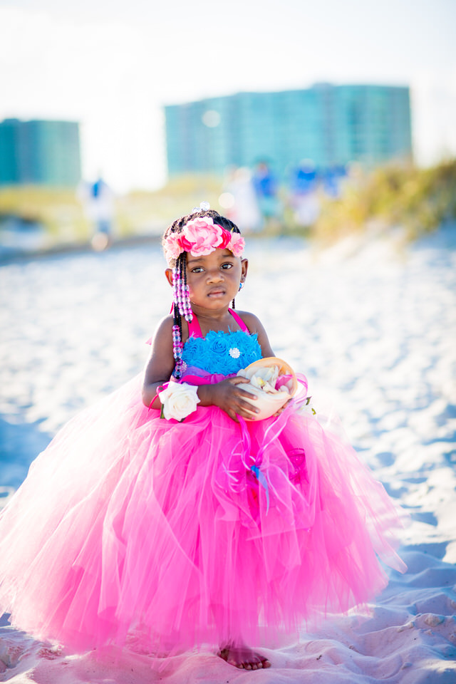 Wedding In Orange Beach
