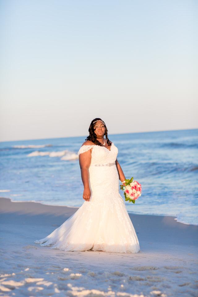 Bride wedding pictures