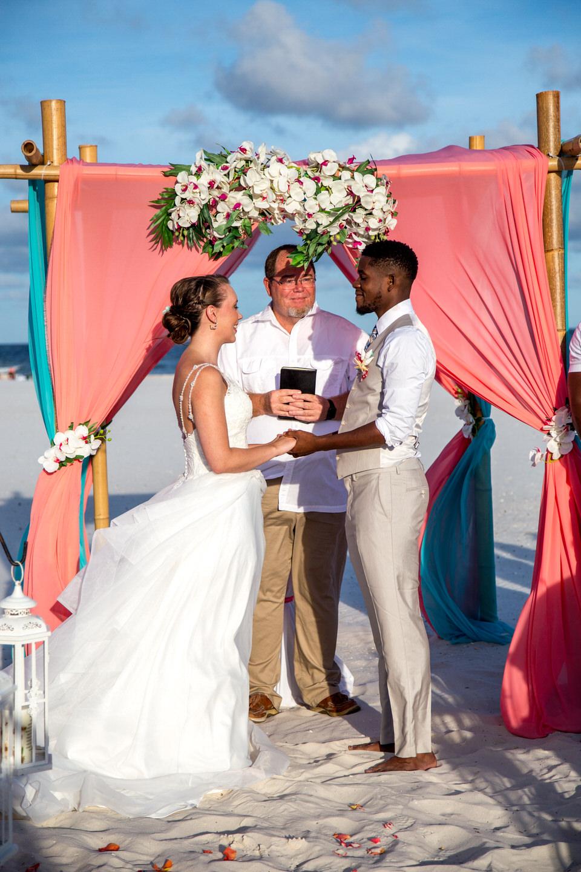 beach wedding alabama