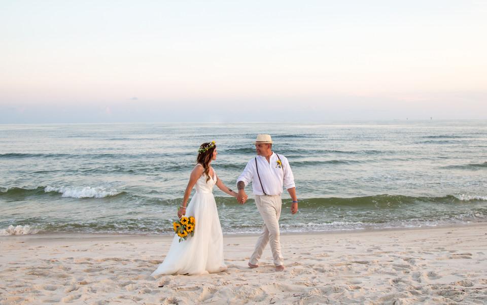 wedding in pensacola