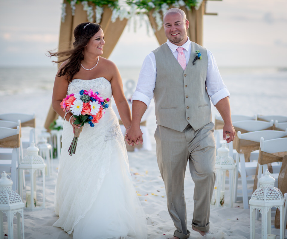 Beach Wedding Packages Florida