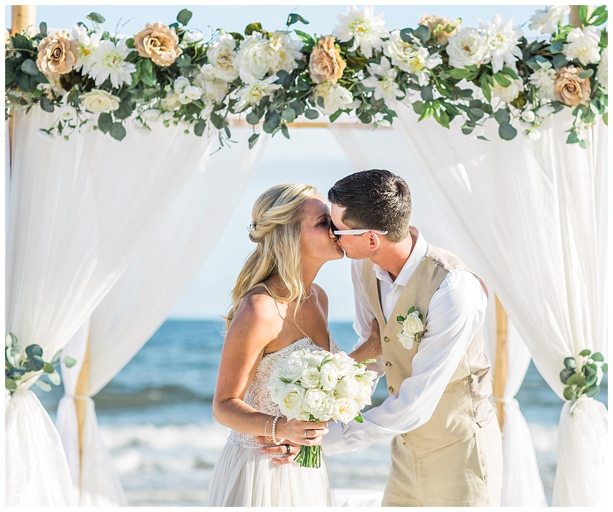 Beach Wedding in Gulf Shores