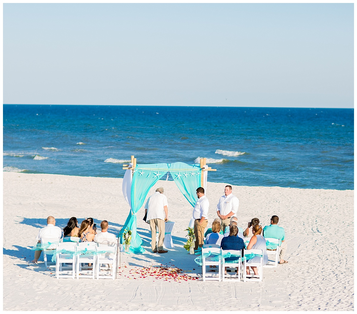Beach Wedding Venues and Reception Packages