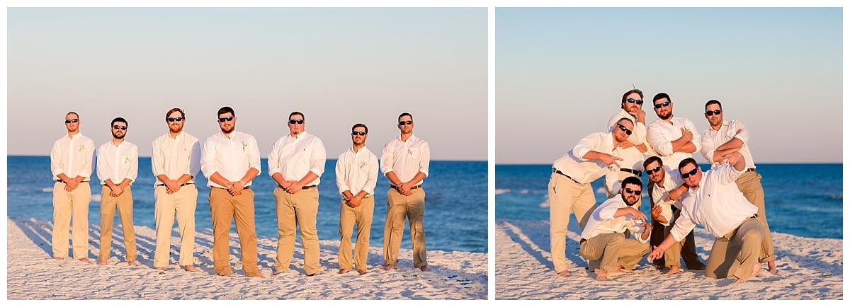 Groomsmen wedding pictures