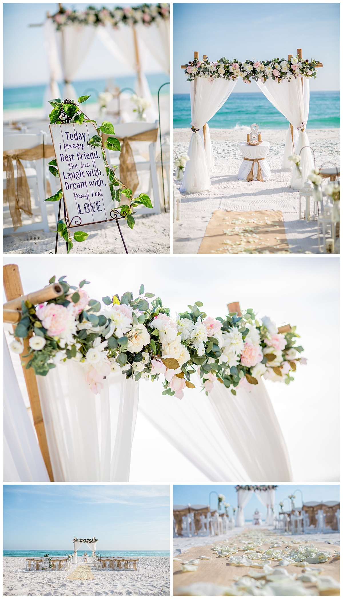 Wedding Flowers in Pensacola