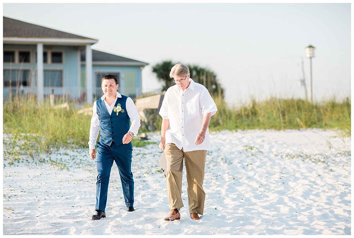 Married in Pensacola Beach
