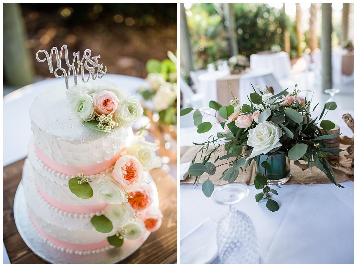 Wedding Decor for Pensacola Beach
