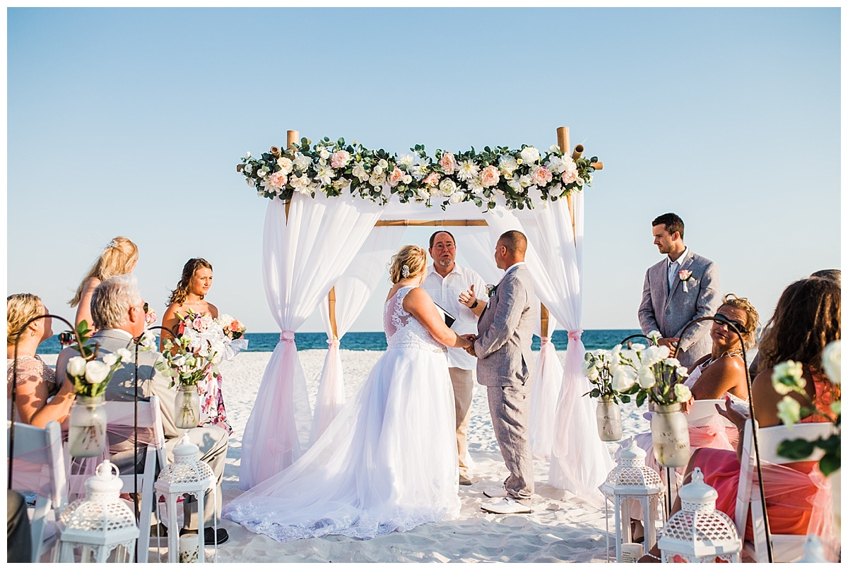 Wedding officiant in Gulf Shores