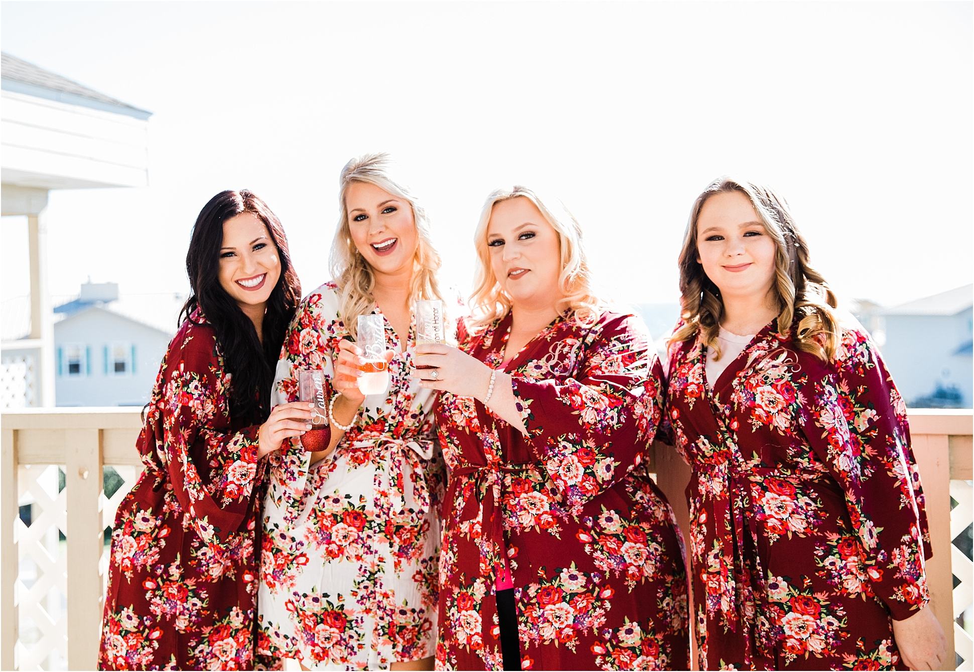 Bridal Party Fun Pictures