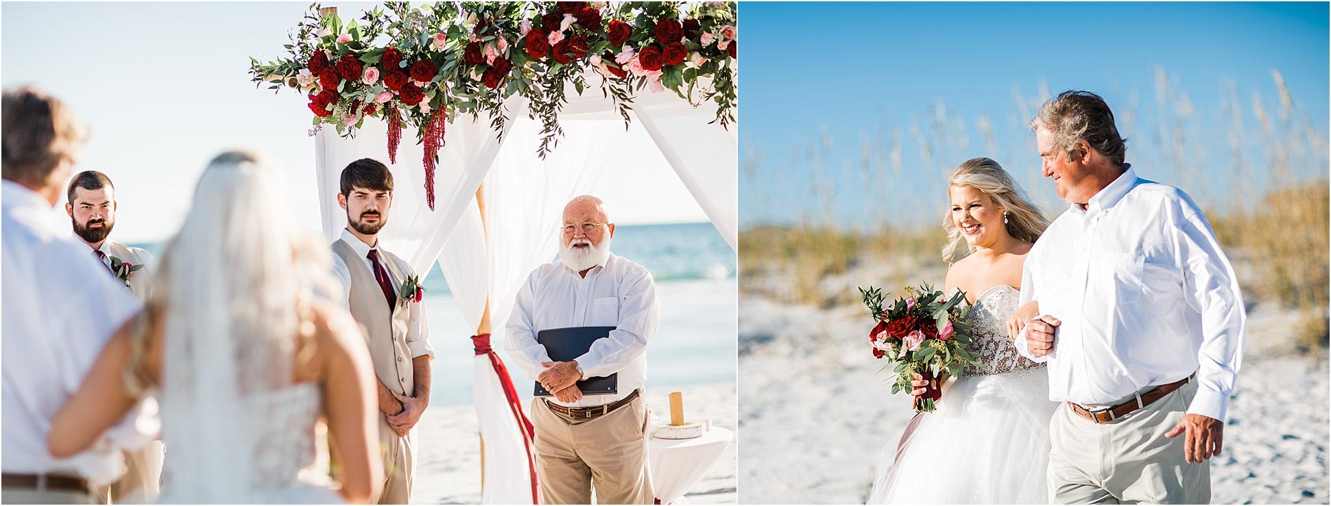 Small Beach Weddings