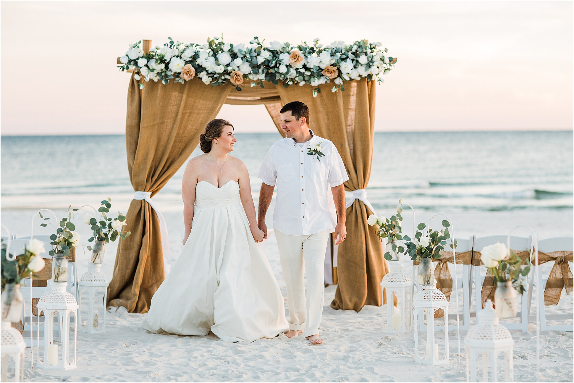 Sand Dollar Weddings