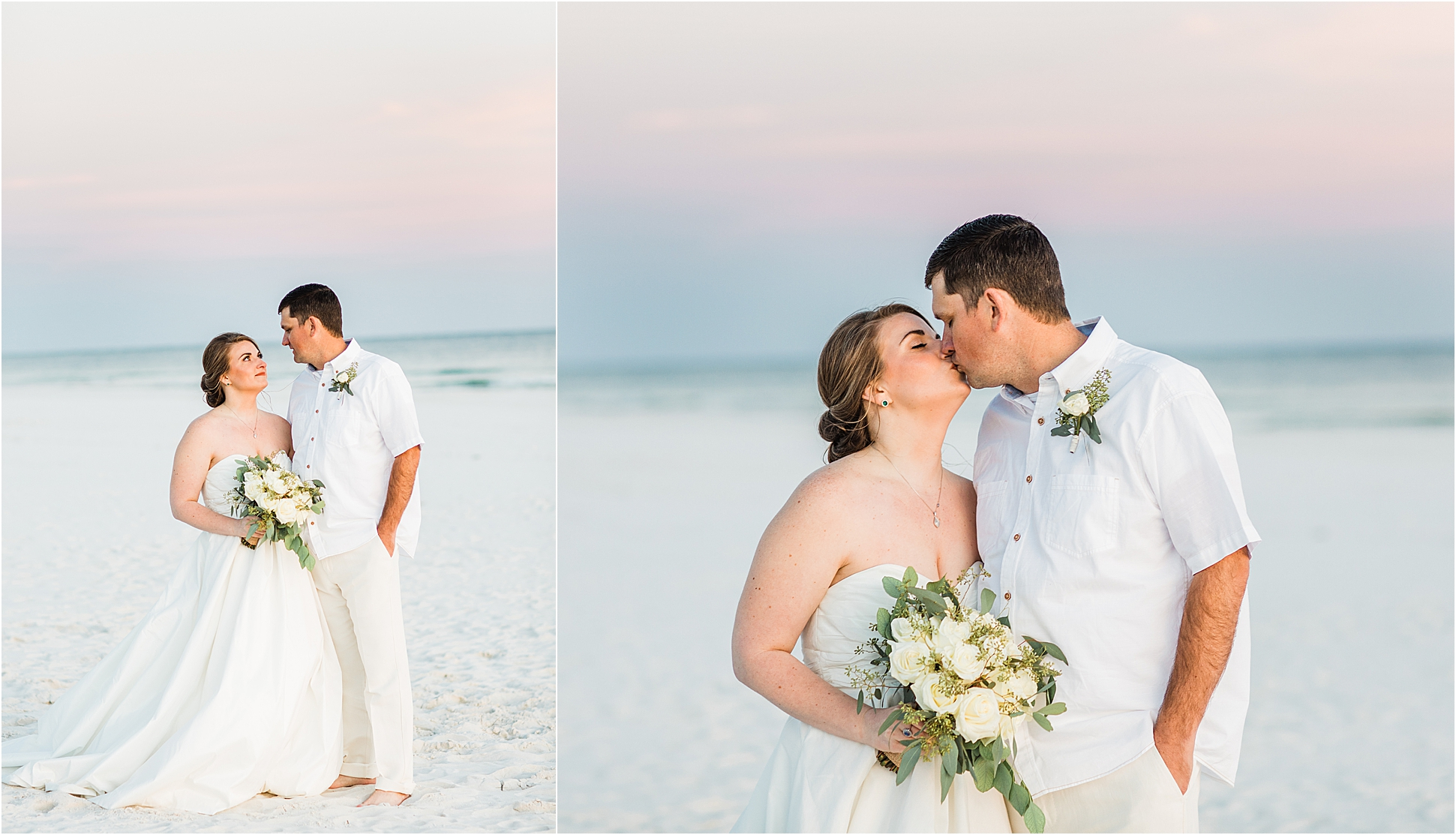 Sunset Weddings in Gulf Shores