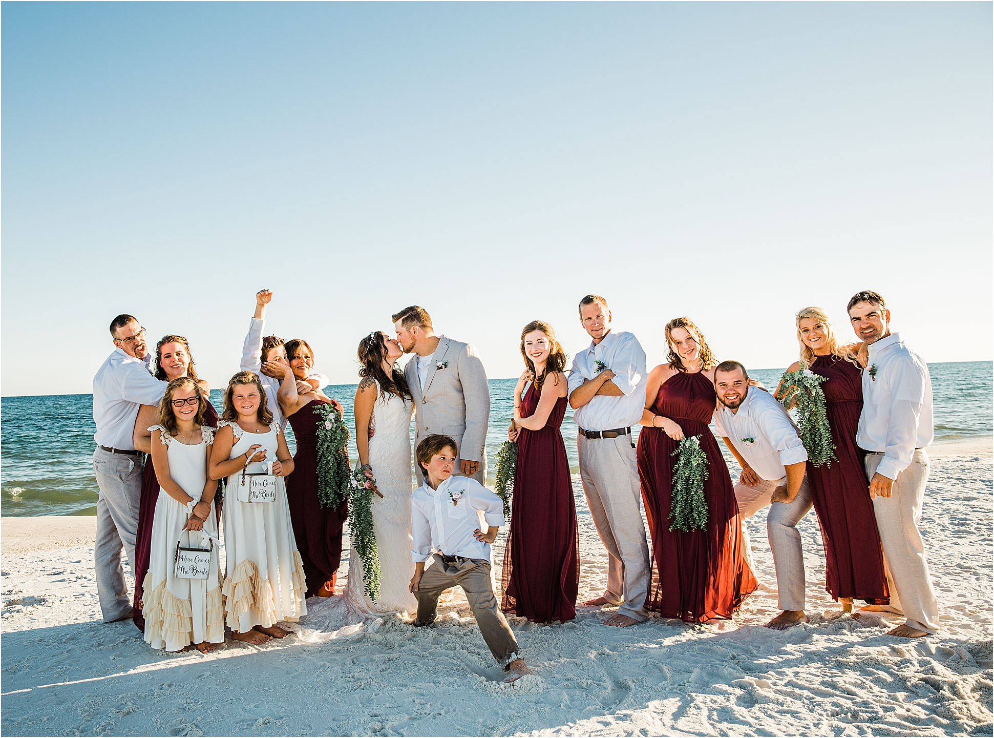 Bridal Party Pictures Ideas