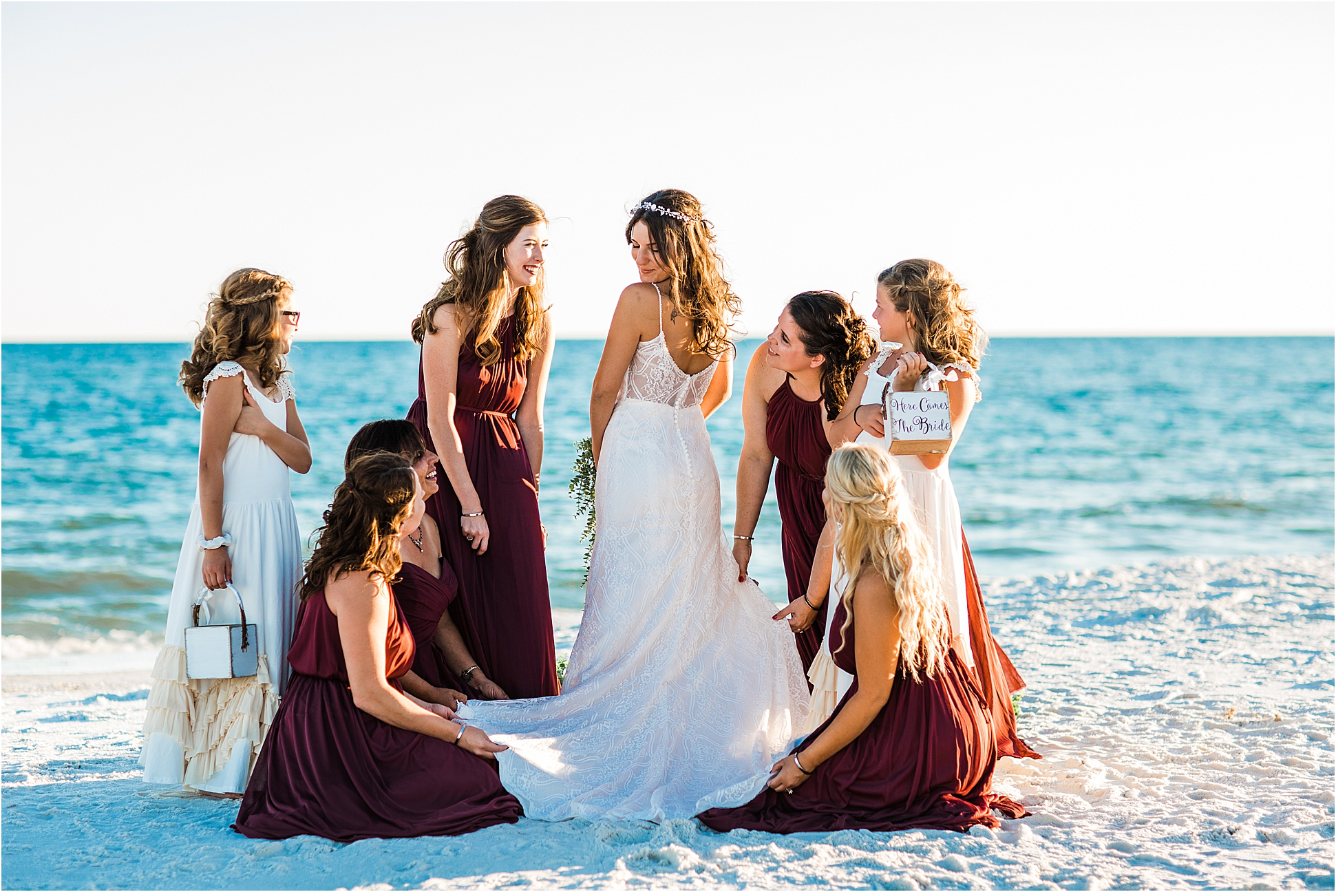 Bridal Party Fun Pictures Ideas