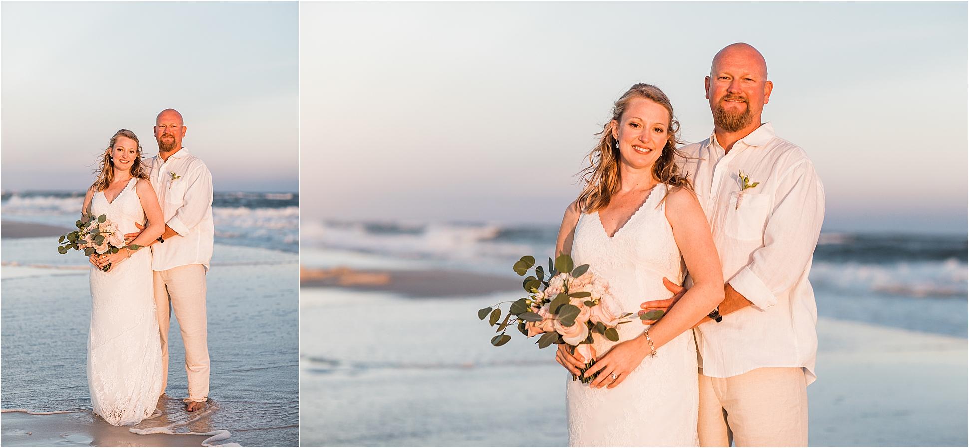 Intimate Beach Weddings