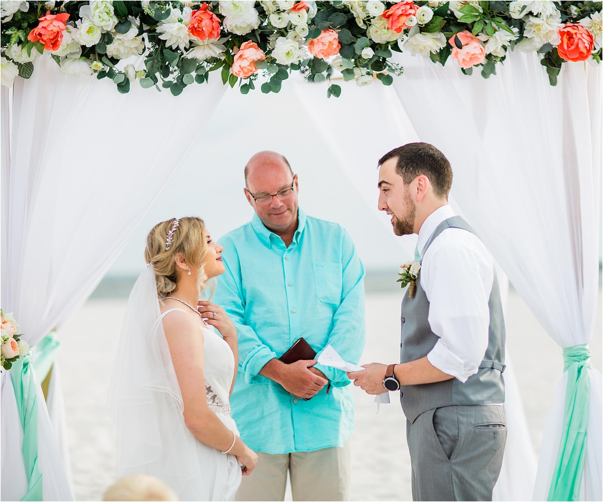 Romantic Weddings in Gulf Shores
