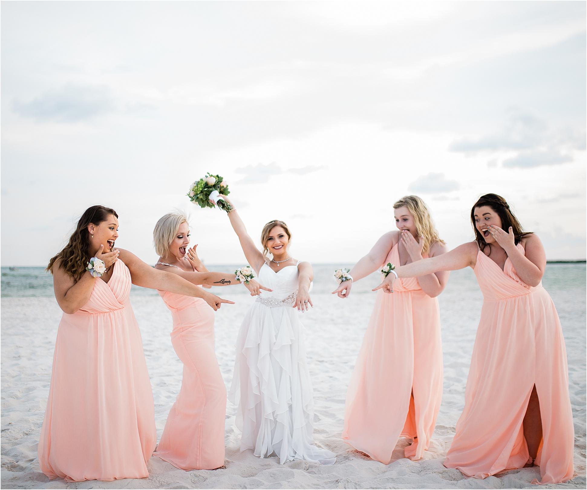Bridesmaids Wedding Dresses