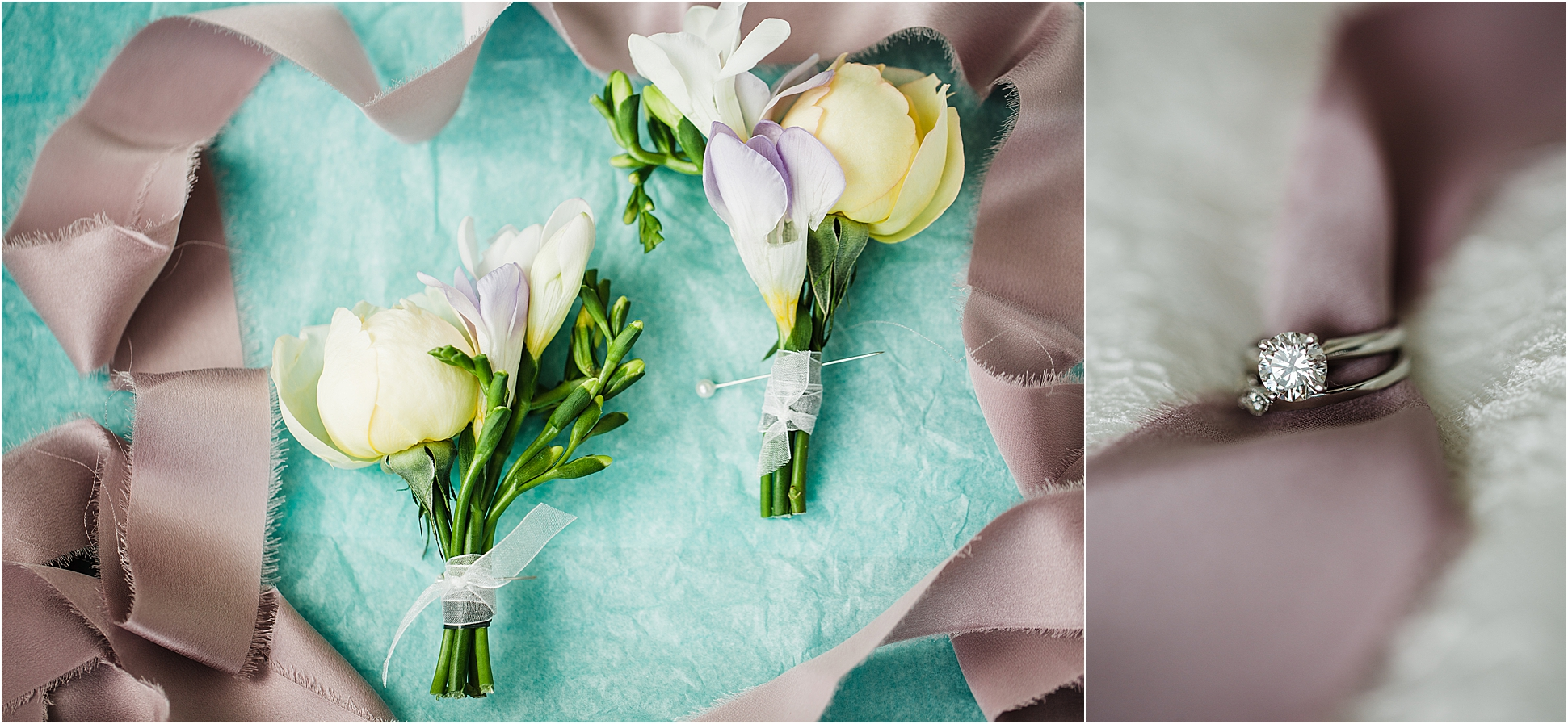 Bridal Flowers, Groom's Boutonniere