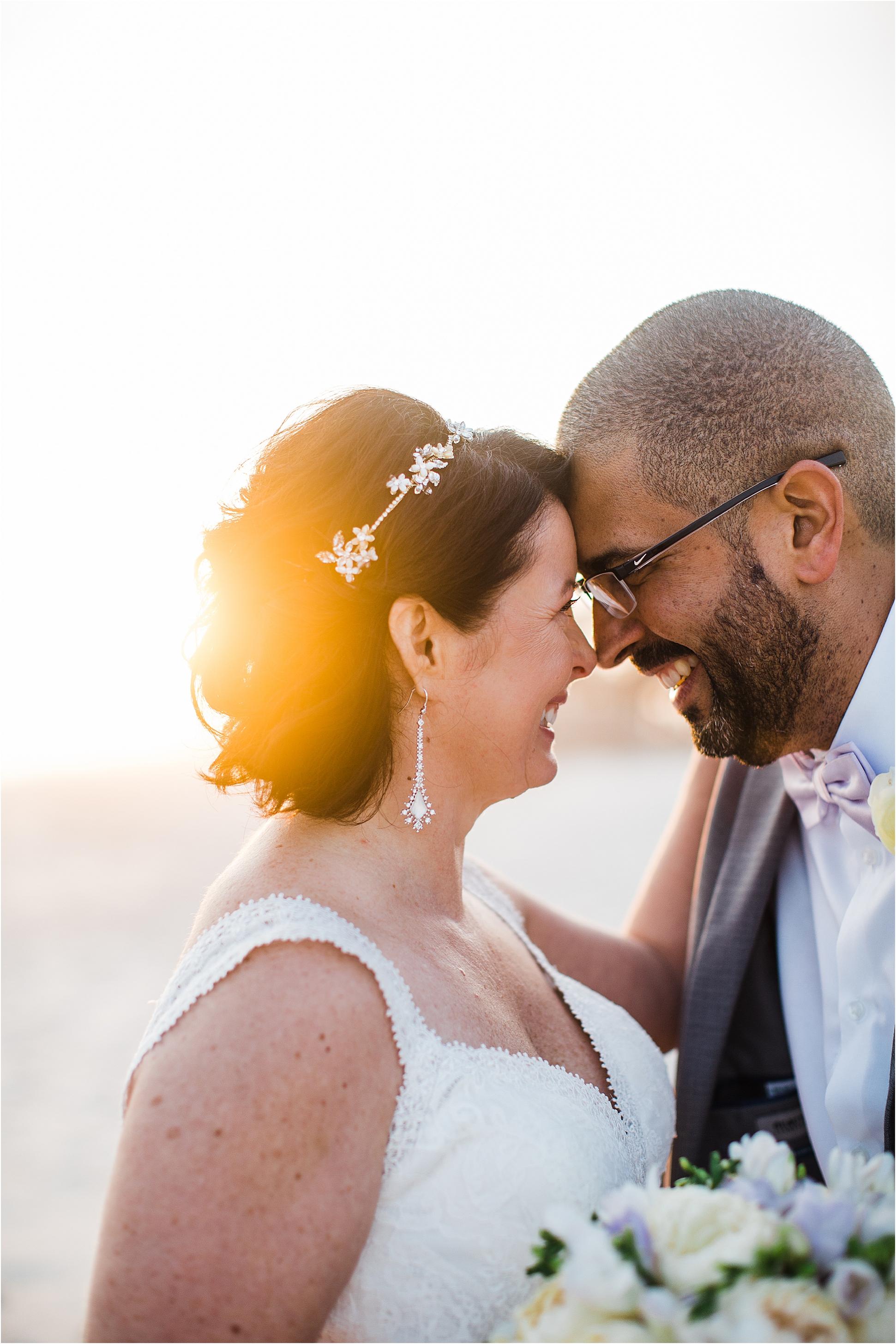 Sunset Beach Wedding in Gulf Shores