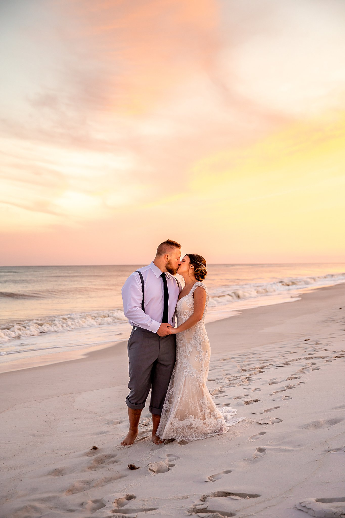 Dreaming Of A Sunset Wedding