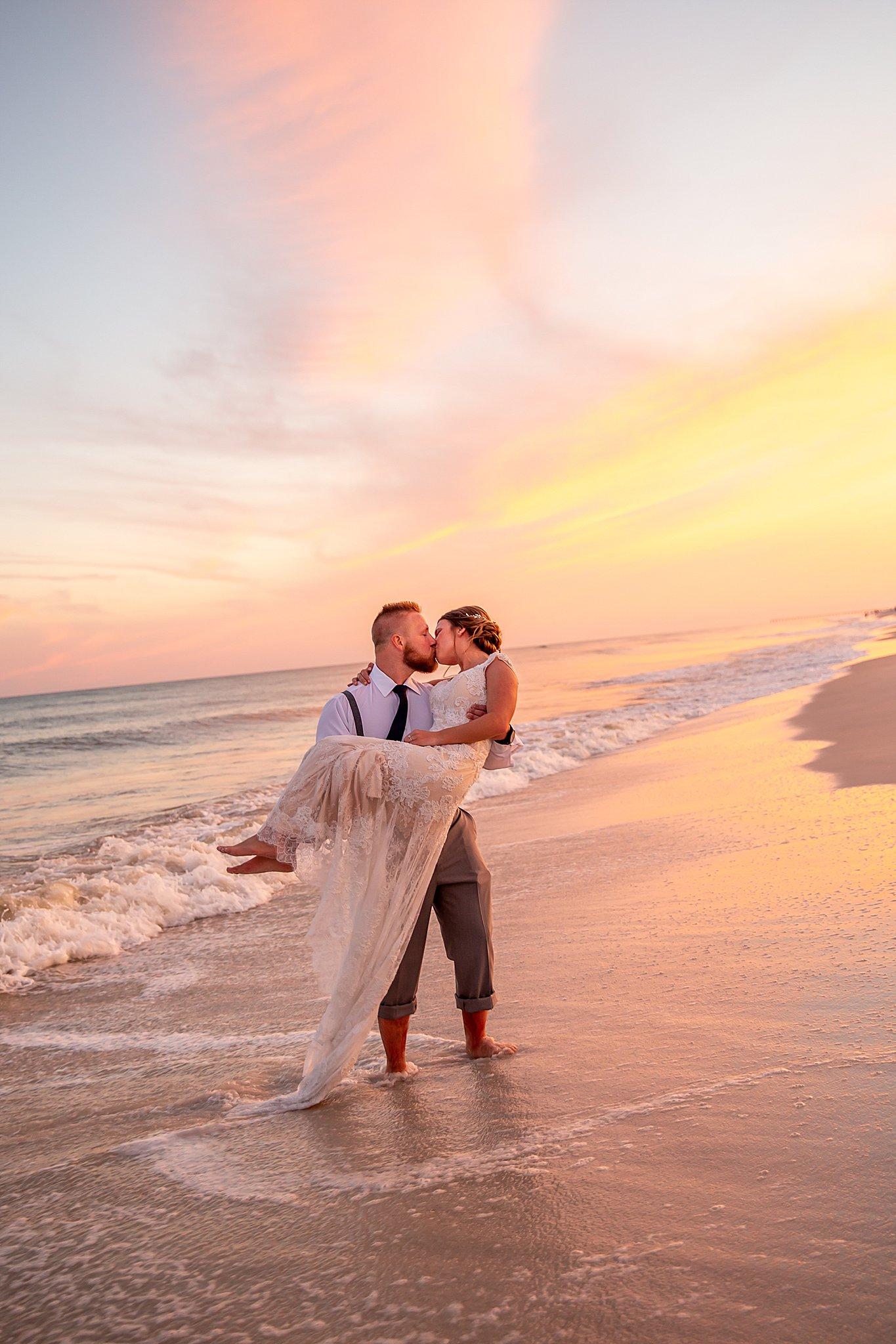One-Of-A-Kind Wedding
