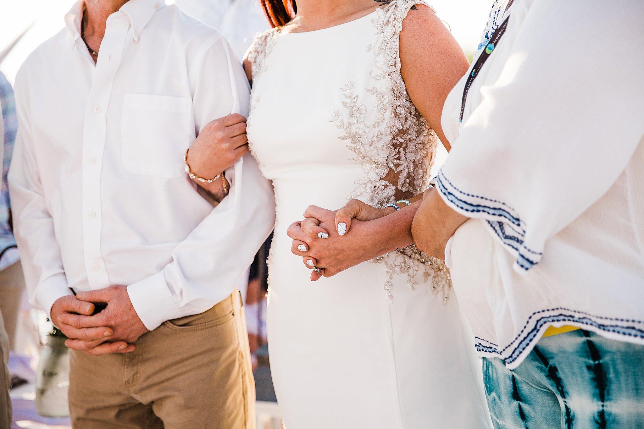 Wedding Ceremony In Pensacola Beach