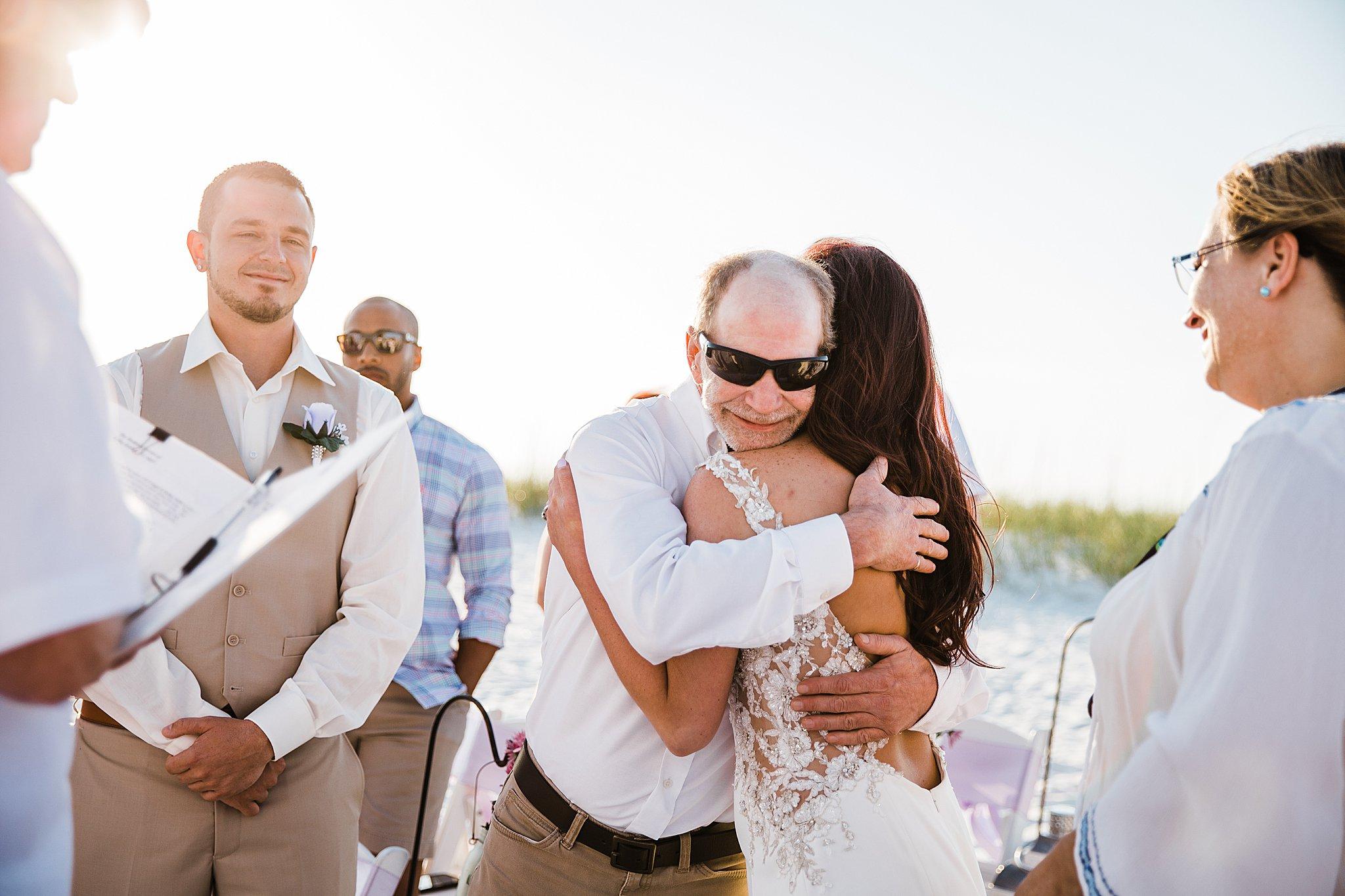 Lavender Beach Wedding Ideas
