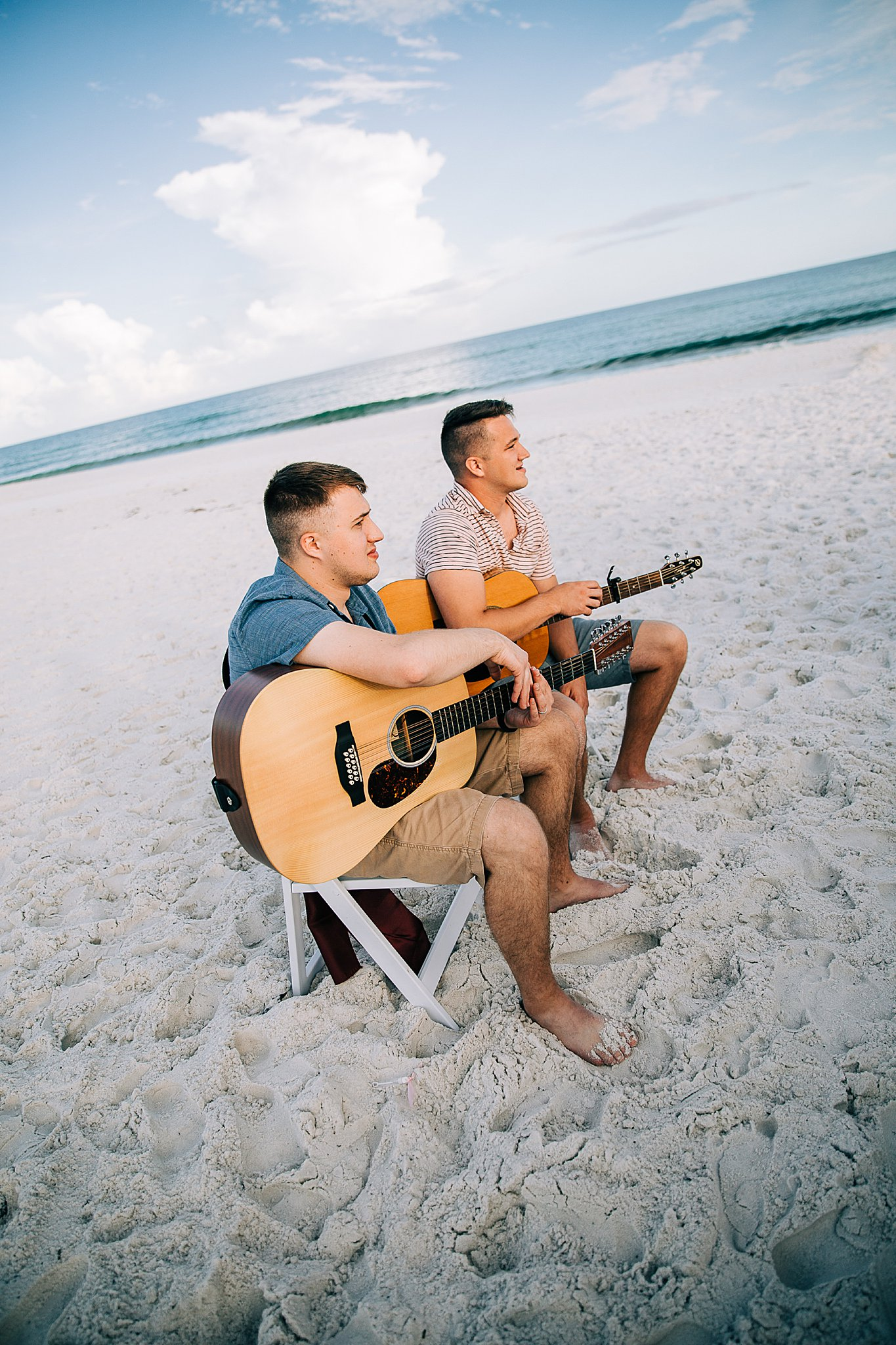 Live Music for your beach wedding
