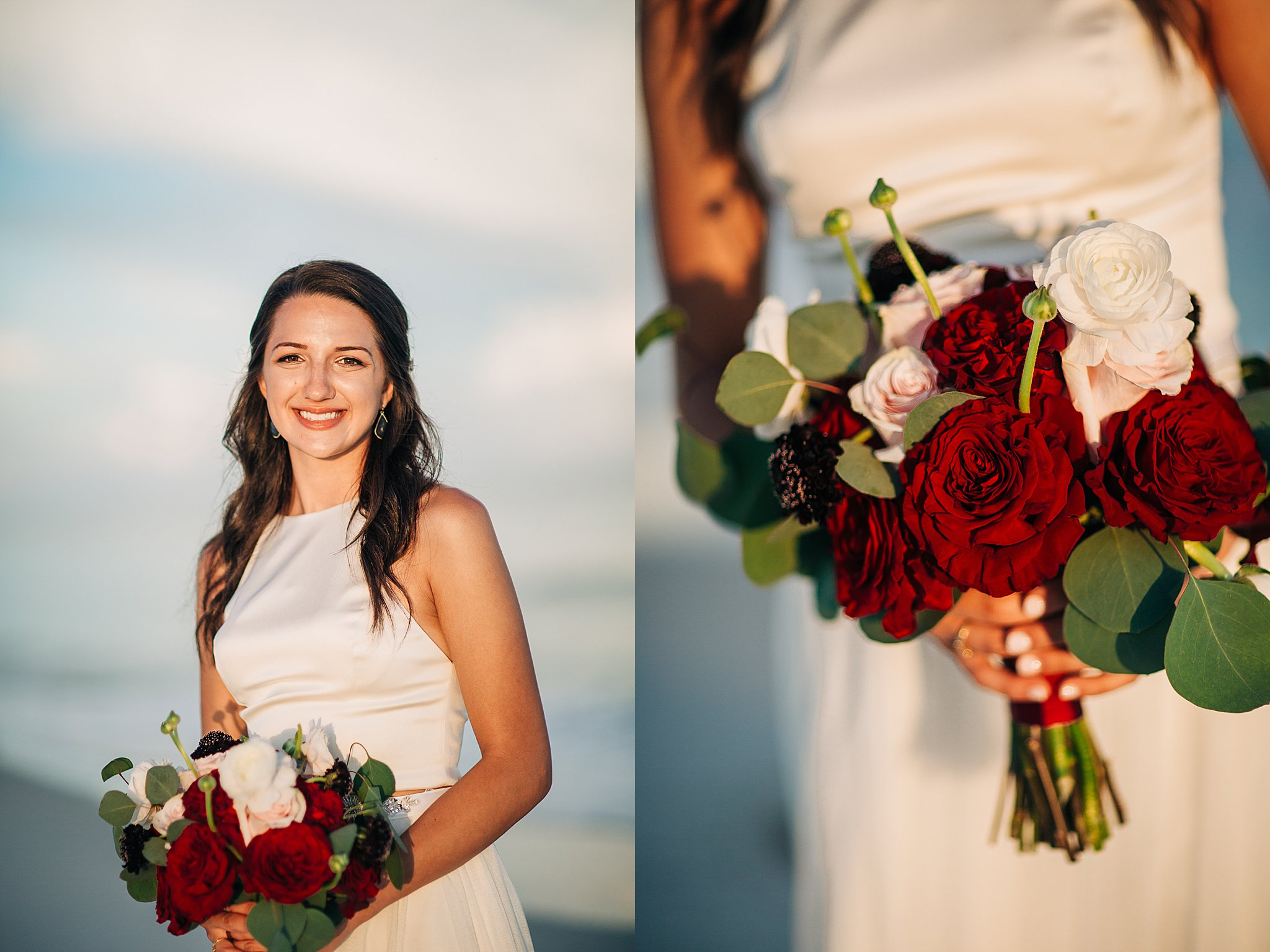 Wedding flowers for your Pensacola Beach Wedding